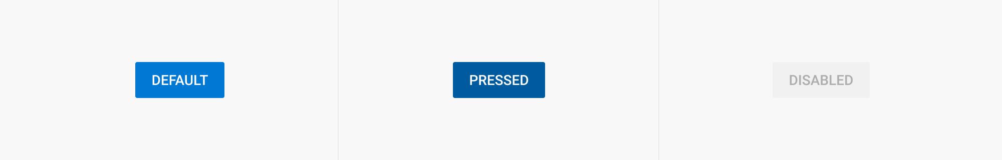 Fluent UI Button